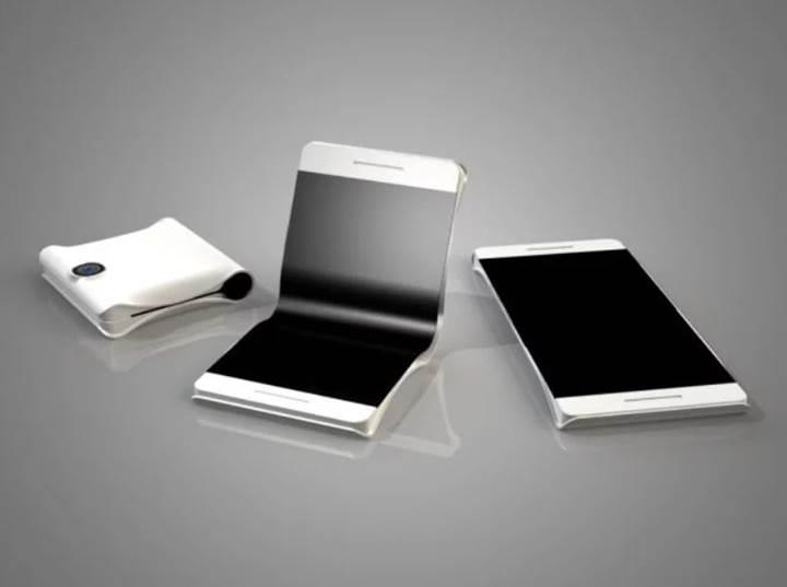 Samsung'un katlanabilir telefonu Galaxy F Gorilla Glass ile korunmayacak