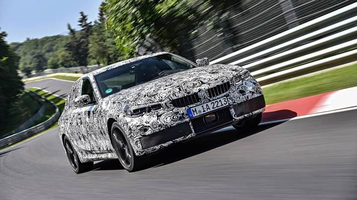 BMW 2019 3 serisi üretimine ait yeni bir video yayımlandı!