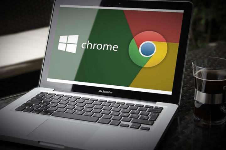 Google Chrome'un macOS sürümüne koyu mod seçeneği geliyor