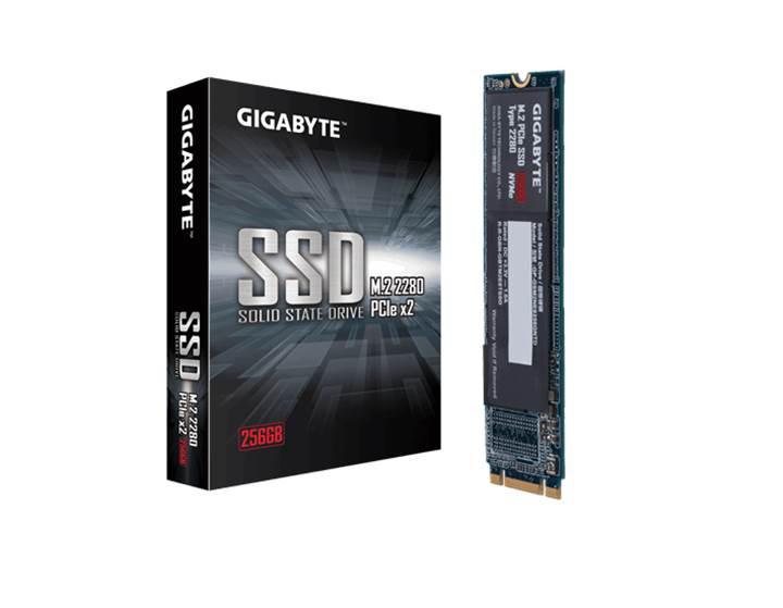 Gigabyte SSD serisi genişliyor