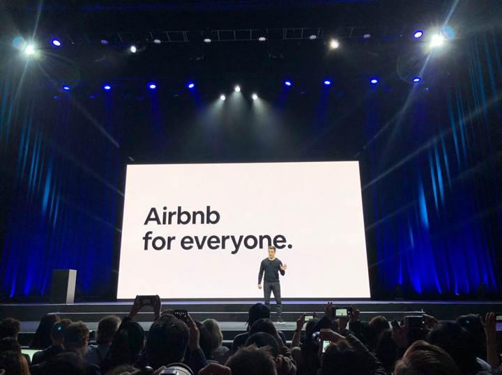 Airbnb, platformdaki ev sahiplerine şirket hissesi vermek istiyor
