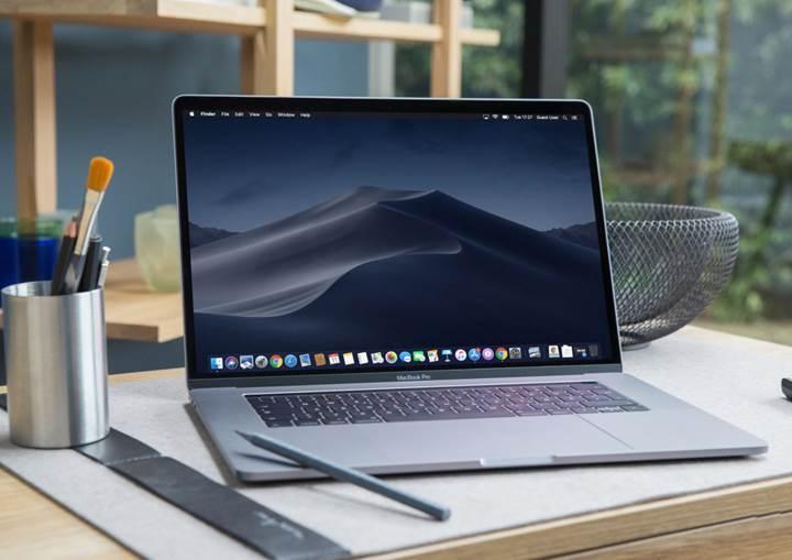 Apple, macOS Mojave güncellemesini yayınladı