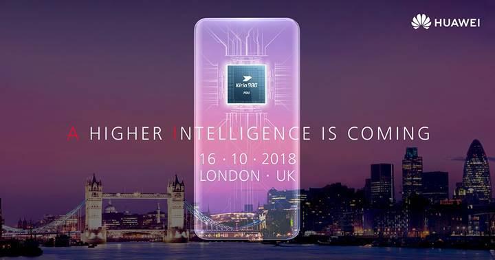 Huawei: Kirin 980, Apple'ın A12 Bionic işlemcisini geçecek
