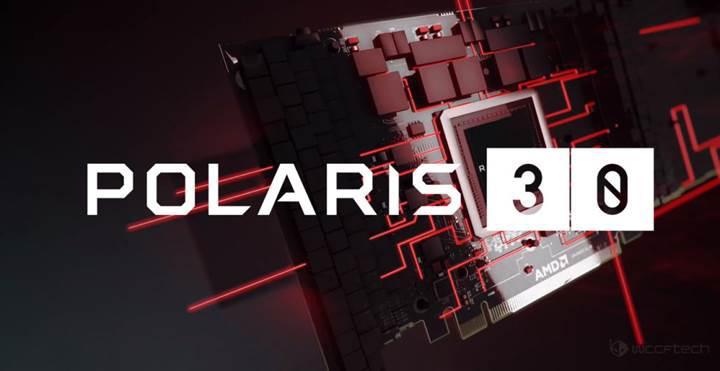 12nm sürecinde Polaris 30 geliyor