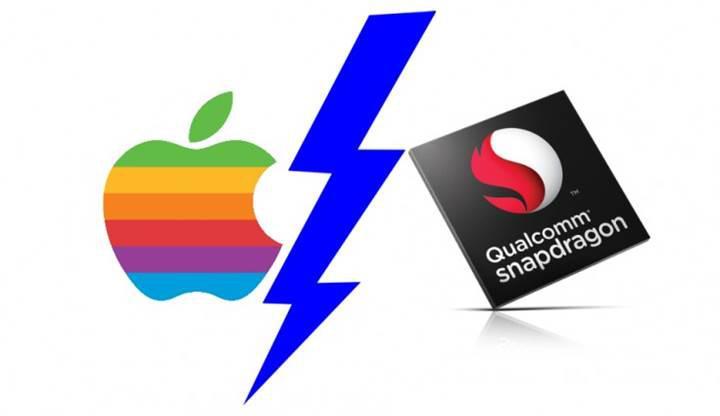 Qualcomm'dan Apple'a hırsızlık suçlaması