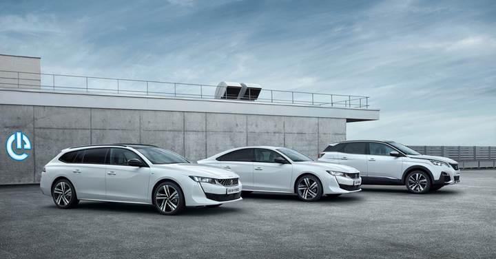 Peugeot 3008 ve 508'e hibrit versiyon geliyor