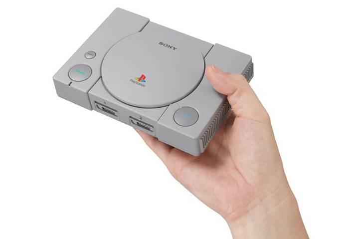 Playstation Classic'in Türkiye çıkış tarihi açıklandı