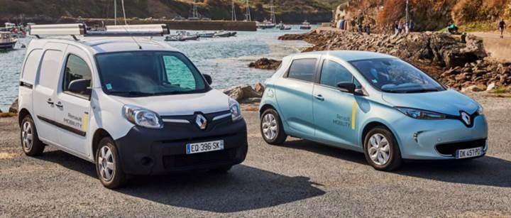 Renault, Fransa'nın ilk akıllı adasını inşa ediyor!