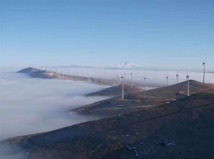 Rekor: Türkiye dün ürettiği elektriğin %17'sini rüzgardan karşıladı
