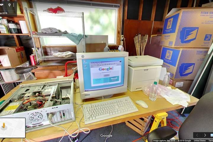 20 yılı geride bırakan Google'ın kurulduğu garaja yakından bakın