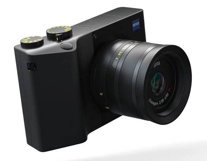 Zeiss ilk tam kare dijital fotoğraf makinesini duyurdu: ZX1