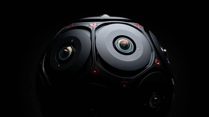 Facebook ve Red ortaklığında Manifold sanal gerçeklik kamerası duyuruldu