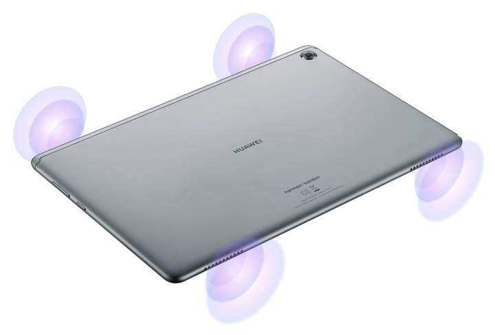 Huawei, 10.1 inçlik tableti MediaPad M5 lite'ı duyurdu