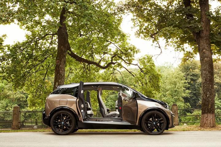 2019 BMW i3, 310 kilometrelik menziliyle tanıtıldı