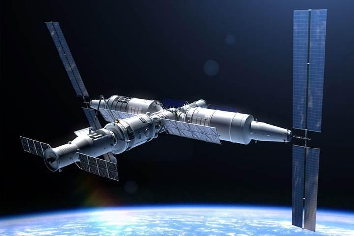 Çin'in bir uzay istasyonu daha Dünya'ya düşecek