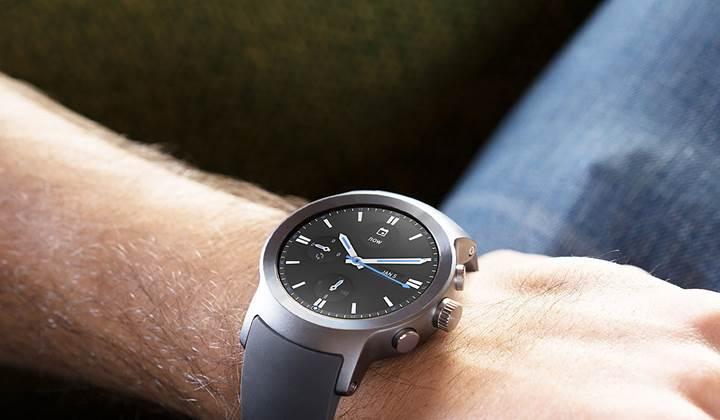 LG'nin hibrit akıllı saati 3 Ekim'de tanıtılabilir