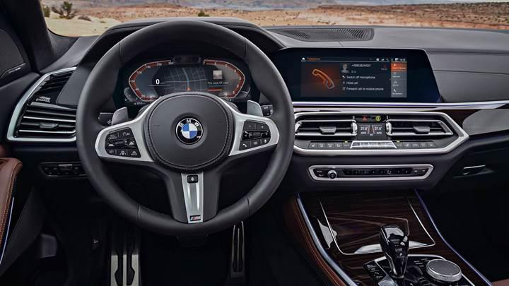 BMW, kişiselleştirilebilir yeni kokpitini tanıttı