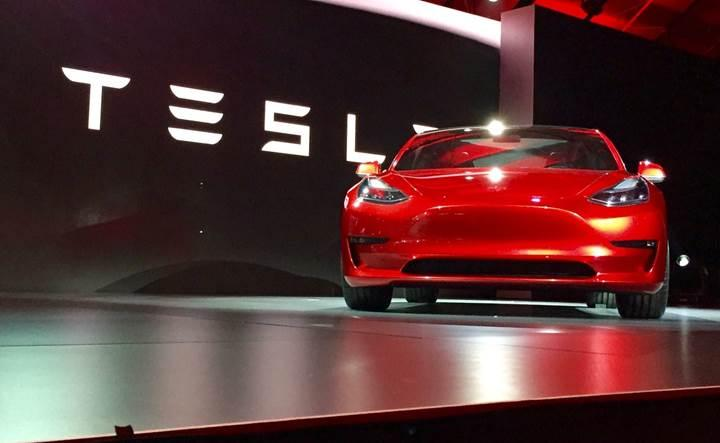 Tesla'nın hisse değerinde rekor sıçrama