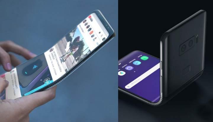 Samsung'un katlanabilir akıllı telefonu Kasım ayında görücüye çıkabilir