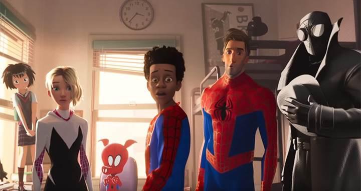 Spider-Man: Into the Spider-Verse'ün ikinci fragmanı yayınlandı