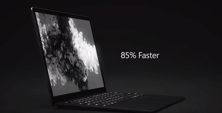 Surface Laptop 2 resmen tanıtıldı