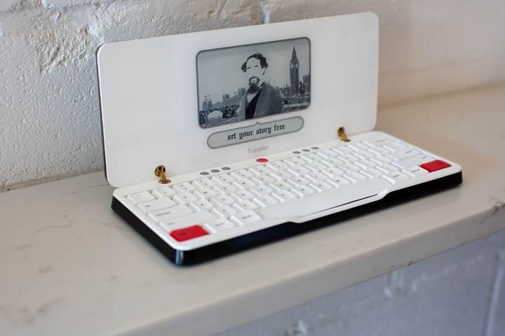 Sadece yazı yazmak isteyenler için FreeWrite Traveler