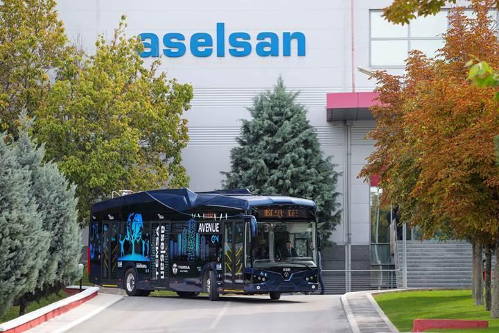 Aselsan, 2017'nin en hızlı büyüyen savunma sanayi şirketi oldu