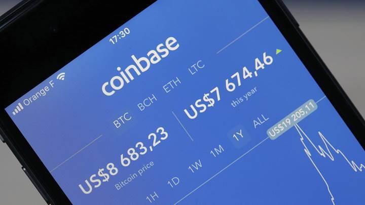 Kripto para borsası Coinbase, ABD'nin en değerli şirketlerinden biri olacak