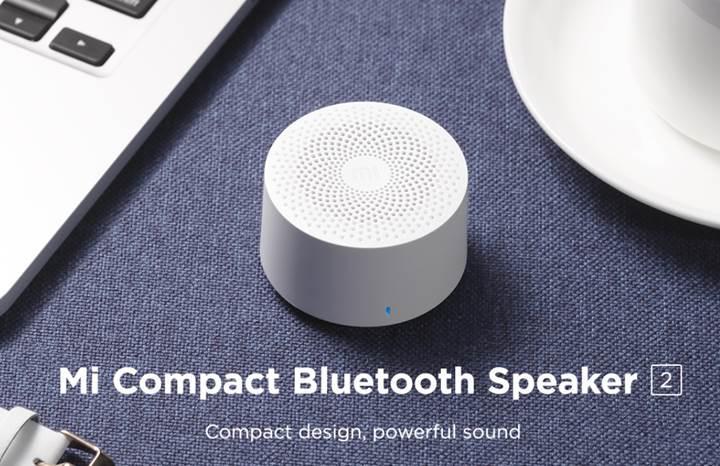 Xiaomi Mi Compact Bluetooth Speaker 2 satışa çıktı