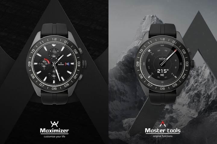 LG ilk hibrit saatini tanıttı: İşte karşınızda LG Watch W7