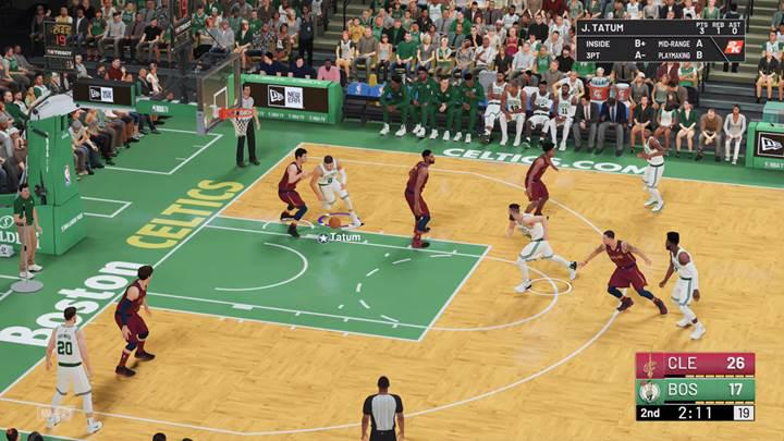 4K NBA 2K19 Video İnceleme
