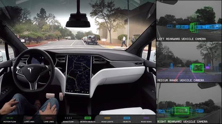 Tesla ilk araç güvenlik raporunda Autopilot'u savundu