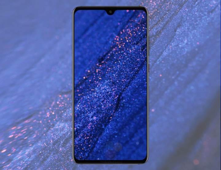 Huawei Mate 20 basın görselleri ortaya çıktı