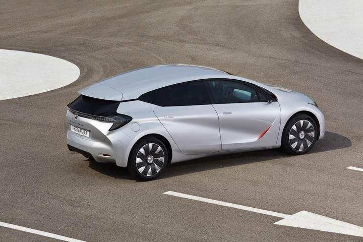 Renault'nun hibrit araç motorları Türkiye'de üretilecek
