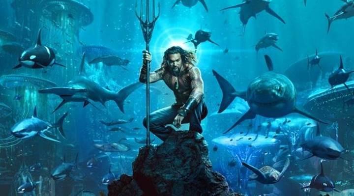 Aquaman filminden 5 dakikalık yeni fragman