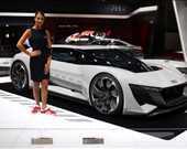 Audi PB 18 e-tron Concept