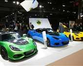 Paris Otomobil Fuarı'nda Lotus
