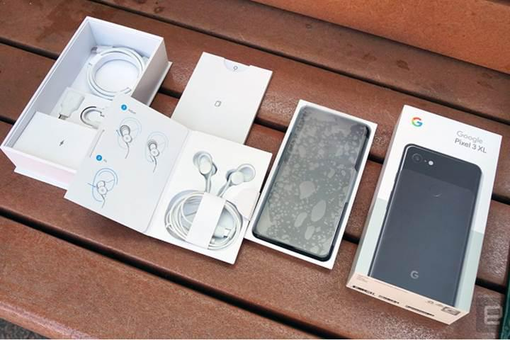 Google Pixel 3 XL tanıtımına sayılı günler kala Hong Kong'da satışa çıktı