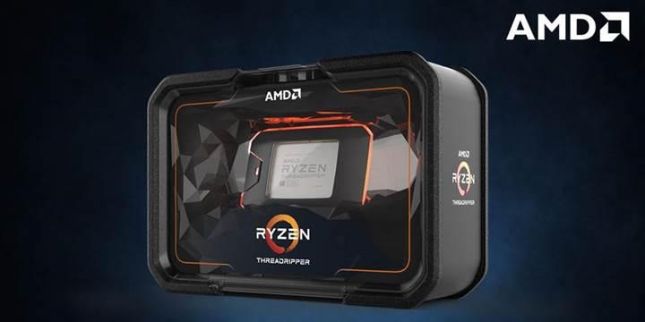 AMD yeni Ryzen Threadripper işlemcilerinin çıkış tarihini açıkladı