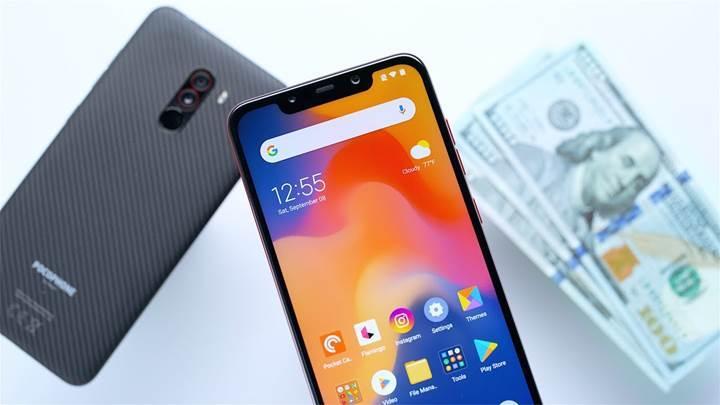 Pocophone F1'in Xiaomi Türkiye fiyatı belli oldu: Snapgragon 845'li en ucuz telefon!