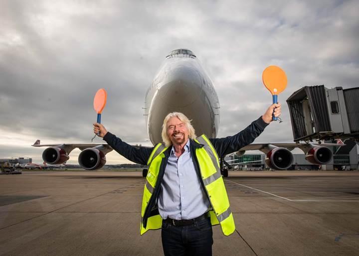 Karbon atıklarından üretilen havacılık yakıtı ilk kez bir ticari uçuşta kullanıldı