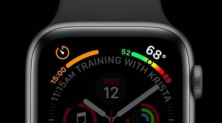Apple Watch Series 4'te çökme ve yeniden başlatma sorunları yaşanıyor