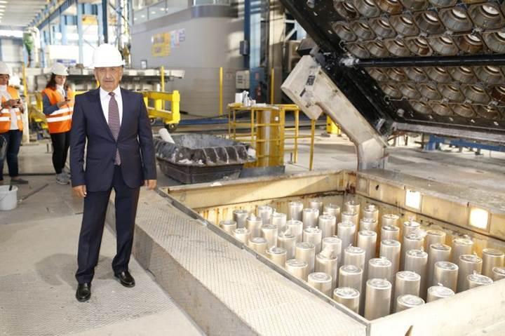 Eti Alüminyum'dan savunma sanayinde çığır açacak buluş