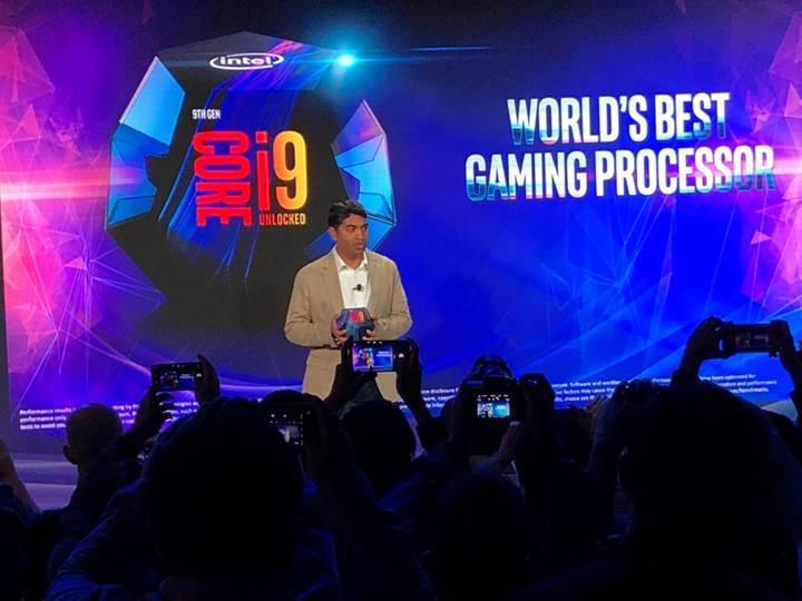 Yeni canavar Intel Core i9-9900K tanıtıldı