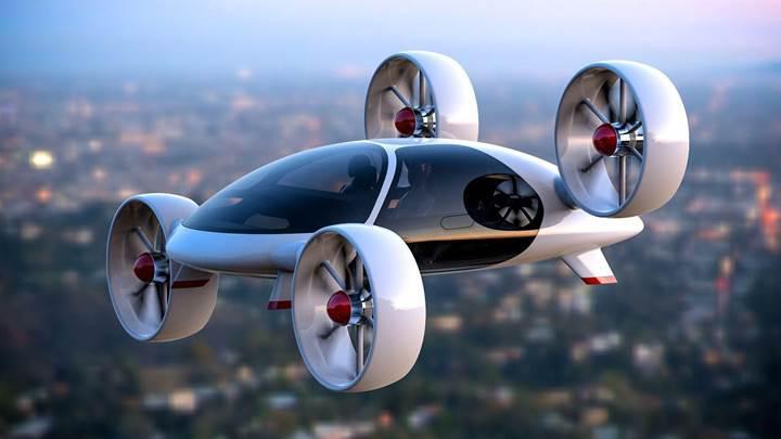 Boeing CEO'su: Sürücüsüz uçan arabalar beş yıl içinde göklerde olacak
