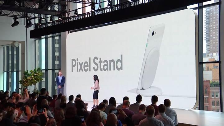 Pixel 3 serisini akıllı ekrana dönüştürebilen Google Pixel Stand tanıtıldı