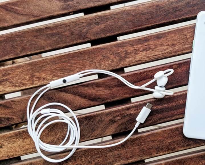 Google Pixel USB-C kulaklıklar duyuruldu