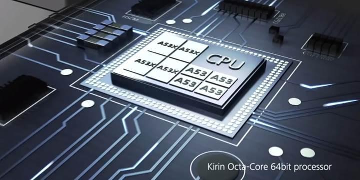 Huawei'nin yapay zekalı yeni yongaları Qualcomm ve Nvidia ile yarışacak