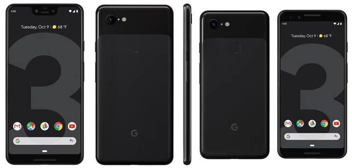 Google Pixel 3 serisi tanıtıldı: İşte özellikleri ve fiyatı