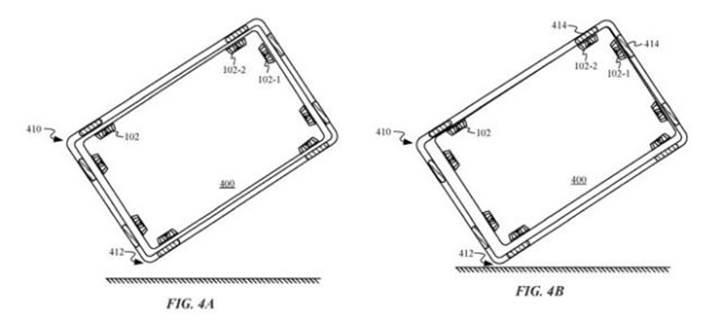 Apple, cihazları darbeden koruyacak kılıfın patentini aldı